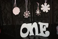 """Photo 18 of 29: WInter wonderland, penguins, and snowflakes / Birthday """"Ava's Winter ONEderland"""" 