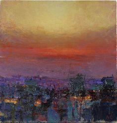 Andrew Gifford: Ramallah Evening 10