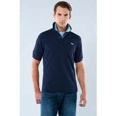 lacoste men polo shirt navy blue Lacoste Outlet, Lacoste Store, Polo Lacoste, Lacoste Online, Online Shopping Stores, Store Online, Navy Blue Color, Classy Casual, Polo Ralph Lauren