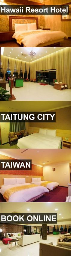 Hawaii Resort Hotel in Taitung City, Taiwan. For more information, photos, reviews and best prices please follow the link. #Taiwan #TaitungCity #travel #vacation #hotel