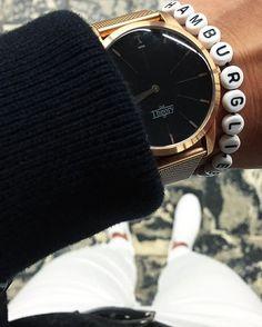 Morning Details ️  #accessories #accessory #armcandy #armgedöns #bracelet #details #detailsoftheday #hamburgliebe #instafashion #jewellery #jewelry #ootd #ourtheoryof #rosegold #uhr #watch #watches #watchesofinstagram