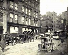 Tiffany's, Union Square, NYC, 1899