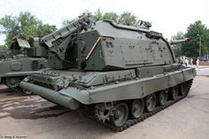 Russian Red Star Russia Vehicle Military Army Combat Armored Howtizer 2S19M1-Msta-S 4000x2667 (1) wallpaper background