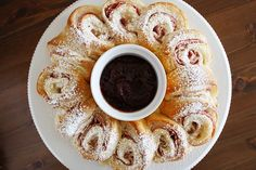 monte cristo crescent ring - Girl Versus Dough