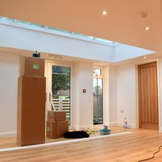Orangery and internal renovation project at a daycare
