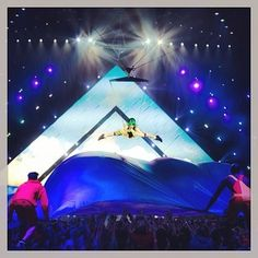 katyperry: Down to get high for a 2nd time with u tonight #MANCHESTER !