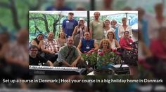 Set up a course in Denmark | Host your course in a big holiday home http://www.bighousesscandinavia.com/blog/do-a-course-in-denmark-host-your-course-in-a-big-holiday-home-in-denmark