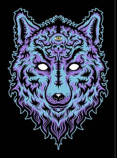 Ознакомьтесь с моим проектом в @Behance: «Wolf» https://www.behance.net/gallery/45792273/Wolf
