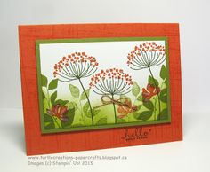 Turtle Creations: Summer Silhouettes - Stampin' Up!