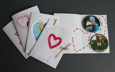 My Valentine cards from love #valentine #day #gift #from #love #handmade