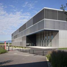 Gallery of CEI 3 / bauzeit architekten - 2