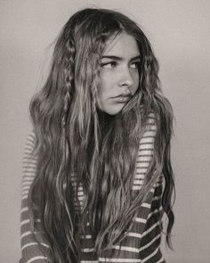 90s Hairstyles, Pretty Hairstyles, Wedding Hairstyles, Grunge Hairstyles, Hairstyles Videos, Formal Hairstyles, Everyday Hairstyles, Long Brunette Hairstyles, Hairstyles With Braids