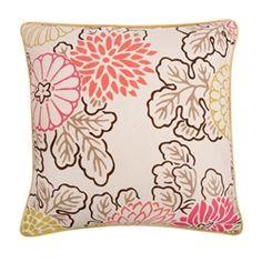 Kimono Pillow - Reversible Design!