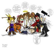 Final Fantasy Funny | Funny Final Fantasy photos | Page 2 | FFF ~ Final Fantasy Forever ...