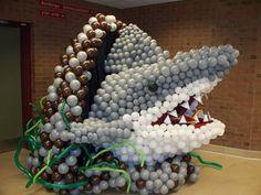 Balloon Sculpture - Shark