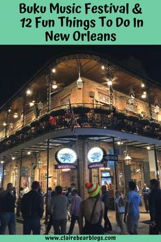 Traveling to New Orleans? Here's your weekend guide to fun events, where to stay, and where to eat in New Orleans!