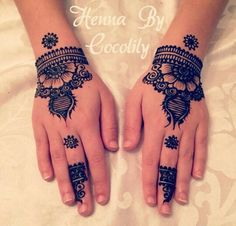 Henna by Cocolily