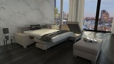 Luxusná sedačka 321 Neapol Bed, Furniture, Home Decor, Decoration Home, Stream Bed, Room Decor, Home Furnishings, Beds, Home Interior Design