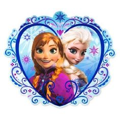 Disney Frozen Elsa and Anna Placemat. For details or ordering click on the image!