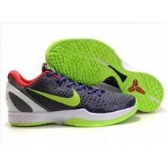 5dc861f691c0 KB Shoes Nike Kobe Zoom VI 6 All Star Grey Shoes (via Buy Kobe Zoom VI  All-Star