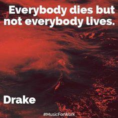 Drake spitting #truth #drizzy #Drake #MusicForWork #Music #instamusic #visuals #myjam #genre #hiphop #rap #hot #fireinthebooth #bumpin #quote #bars #love #wordsofwisdom #wordstoliveby #line #dream #dreams #motivational #past #philosophy #hustlin #doubletap #hustle #live #death