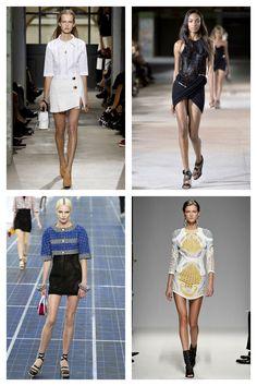 abecedario con todas las tendencias de moda de primavera verano 2013: f de falda