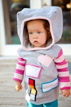 Cute Robot costume