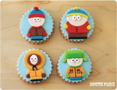south park cookies | Flickr - Photo Sharing!