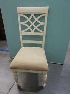 Three posts dining chairs (4)