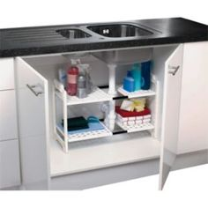 Buy Addis Under Sink Storage Unit - White at Argos.co.uk - Your Online Shop for Kitchen organisers.  sc 1 st  Pinterest : plate stand argos - pezcame.com