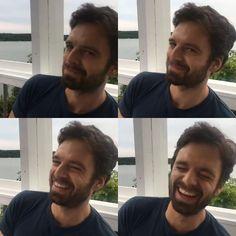Sebastian ✪ Stan (@sebcstianstan) on Instagram// July 28