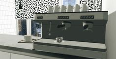 Sims 4 CC's - The Best: Nynaeve's barista espresso machine by Owl Plumbob