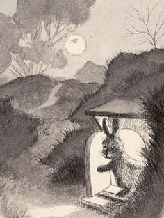 The Tall Book of Make Believe, Illustrations by Garth Williams