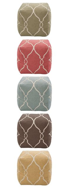 Pack a punch with a pouf. #homefurnishings #Kohls