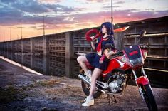 """KILL la KILL - Ryuko Matoi"" by Fenyachan on DeviantArt #cosplay"