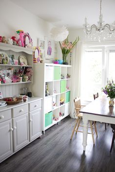 Kate's Wonderfully Small Amsterdam Space