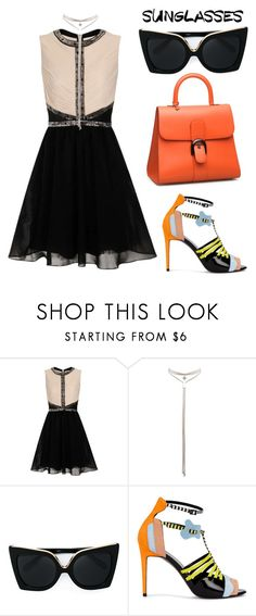 """Untitled #331"" by amory-eyre ❤ liked on Polyvore featuring Little Mistress, Charlotte Russe, N°21 and Pierre Hardy"
