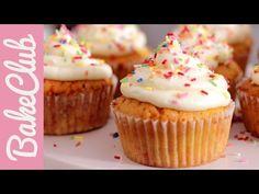 Funfetti Cupcakes - BakeClub