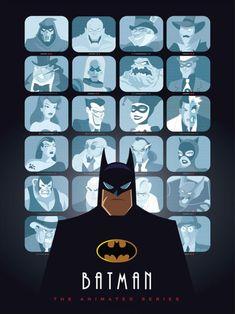 The Bat Blog | batmananimated: Art by Jerrod Maruyama