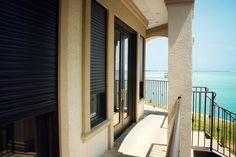 Residential Security Shutters | Motorized Window Shutters | Houston, TX | Rollac Rolling Shutters