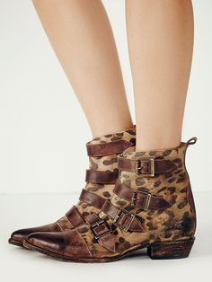 FREEBIRD by STEVEN Carling King Ankle Boot at Free People Clothing Boutique