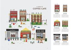 A Guide to Coffee Cafe on Behance