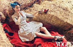 Katy Perry para Teen Vogue!!