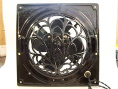 image result for vintage wall mount fans