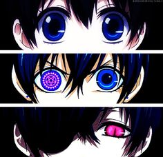 Ciel: from boy to demon                                                                                                                                                      More