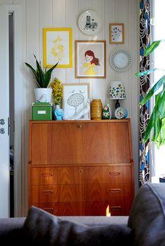 Reciclar decorar é vintage: Ao desfolhar a Internet vi uma escrevinha, numa de...