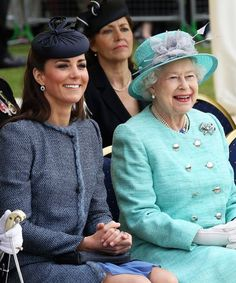 Kate Middleton reveals the first gift she gave Queen Elizabeth
