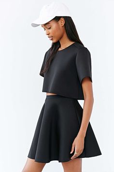 Silence + Noise Portia Top - Urban Outfitters