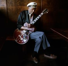 Chuck Berry, Good for the Music World and all who love it and make it part of their life.