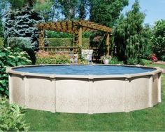 An above ground swimming pool has many advantages and is becoming a popular swimming pool choice among home owners and home-renters a-like.